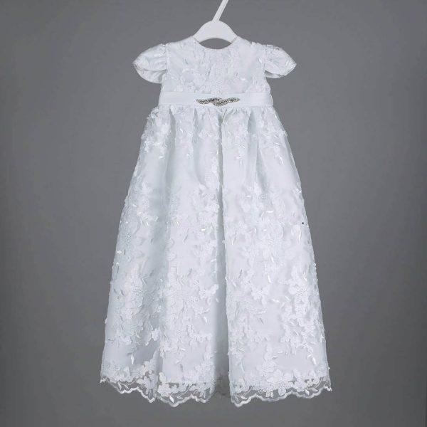 Girls Baptism Dress