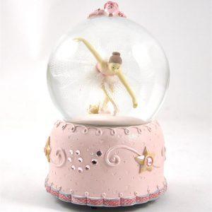 Musical Ballerina Globe