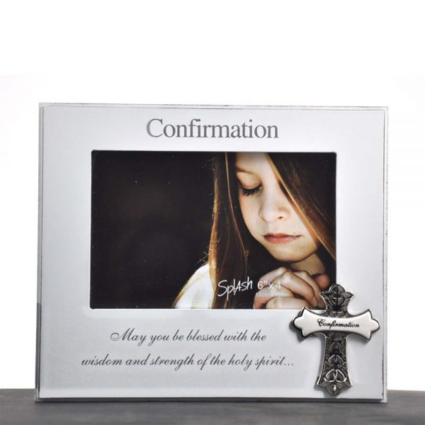 Confirmation Photo Frame