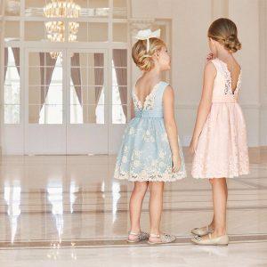 Abel & Lula Girl's Sun Dresses